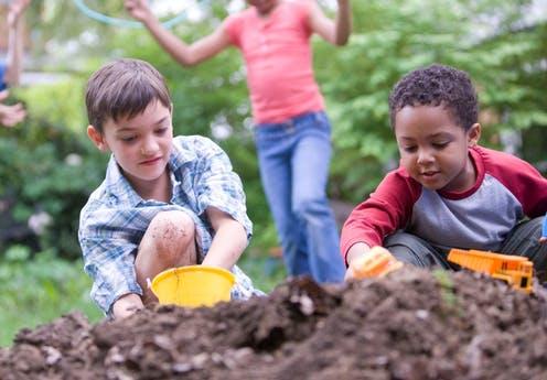 Language development in childcare
